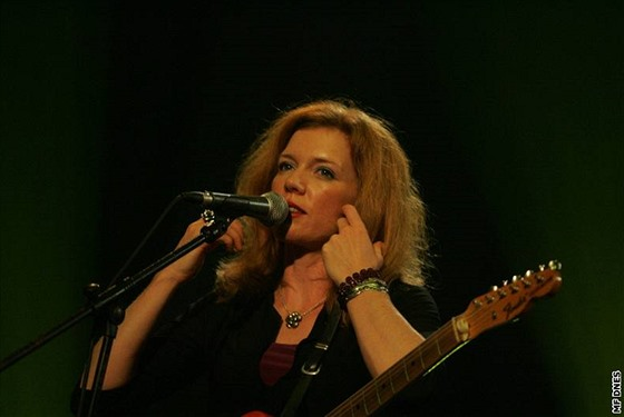Blues Alive 2008 - Sue Foley - Šumperk (15. listopadu 2008)