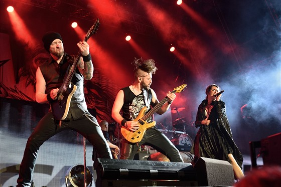 Within Temptation (Masters of Rock 2015)
