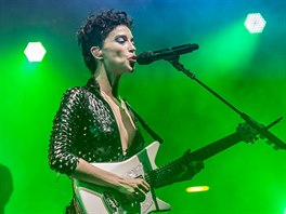Colours of Ostrava 2015: St. Vincent