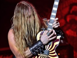 Zakk Wylde se skupinou Black Label Society (Masters of Rock 2015)