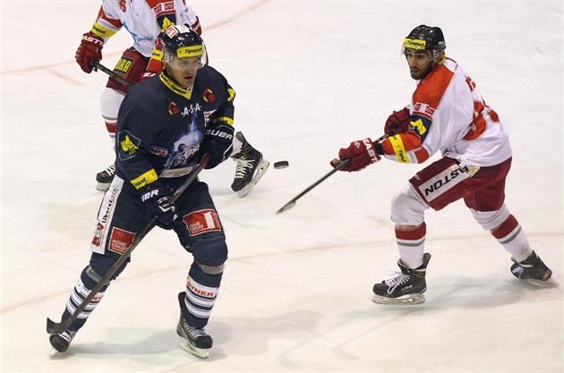 Mål för Liberec hockeyspelare? Ingen vetenskap: play-off och den längsta säsongen