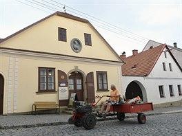 Rodný dům Karla Havlíčka Borovského stojí v Havlíčkově Borové.