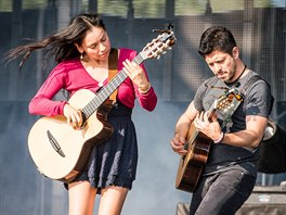 Colours of Ostrava 2015: Rodrigo y Gabriela