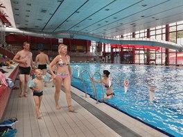 Liberecký bazén nutně potřebuje rekonstrukci.