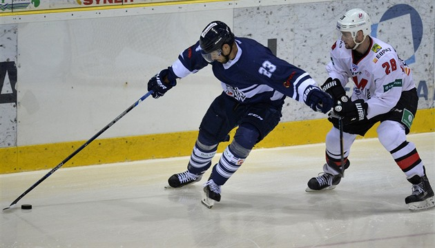 Hockey Liberec i Champions League gick in i play-off, misslyckades Pardubice