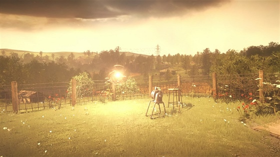 Everybody's Gone to Rapture