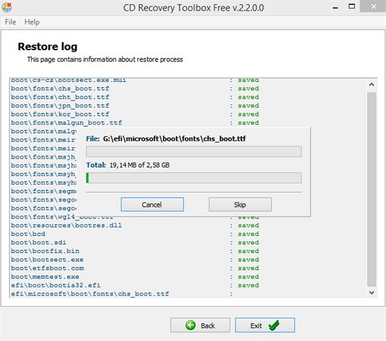 CD Recovery Toolbox 2.2