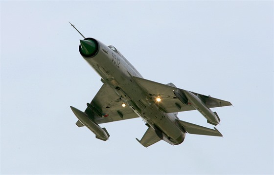 Stíhačka MiG-21