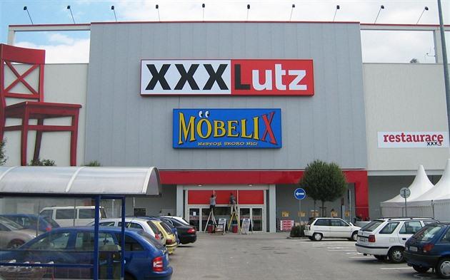 n bytk xxx lutz expanduje v praze otev e druhou prodejnu. Black Bedroom Furniture Sets. Home Design Ideas