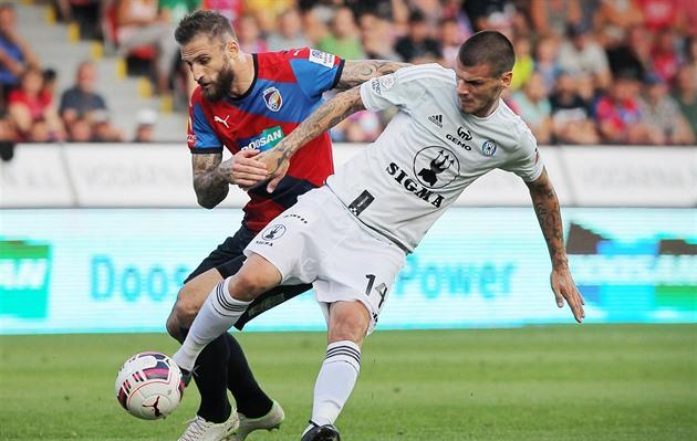 Fotbollsklubben Olomouc spelar inte. Kommer han att returnera Ordoš?