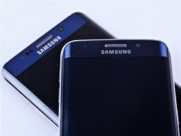 Samsung Galaxy S6 edge a Samsung Galaxy S6 edge+