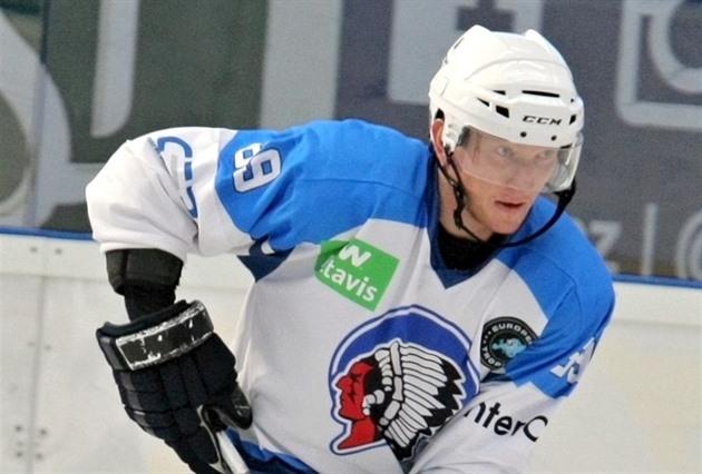 Pilsen måste kunna lämna NHL. Kommer han att stanna i Hoss-laget?