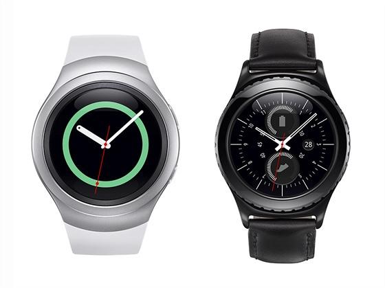 3590b266a65 Chytré hodinky od Samsungu jsou levnější než Apple Watch - iDNES.cz