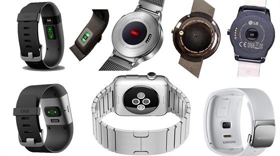 b9932dc42b4 Mezi nositelnou elektroniku se kromě chytrých hodinek řadí i jednodušší ...