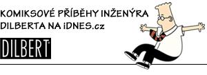 Komiksové               příběhy               inženýra Dilberta na iDNES.cz