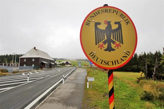Situaci na hraničním přechodu Boží Dar - Oberwiesenthal monitorují i kvůli...