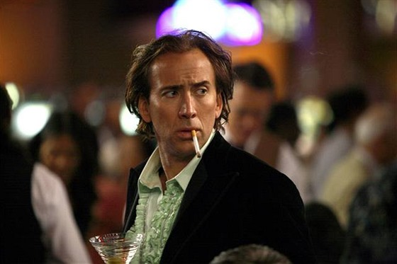 Nicolas Cage ve filmu Next (2007)