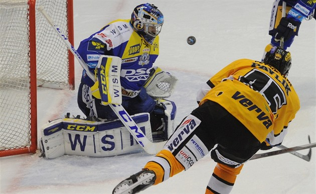 Litvinov hockeyspelare demonterade Zlín. Och de hittade sin superstjärna