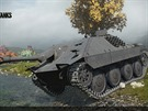 World of Tanks na PlayStation 4