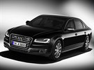 Pancéřované Audi A8 L Security