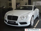 Bentley Continental GT 6.0 W12 IHNED