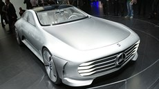 Koncept Mercedes Intelligent Aerodynamic Automobile