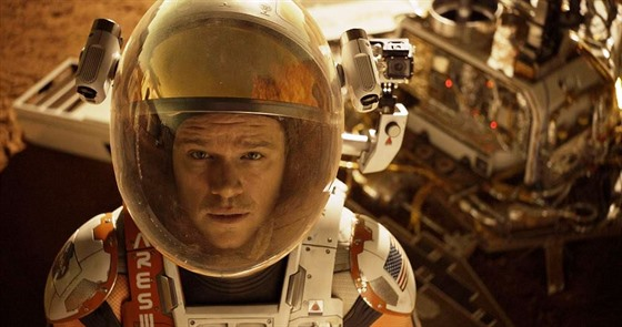 Matt Damon ve filmu Mar´tan