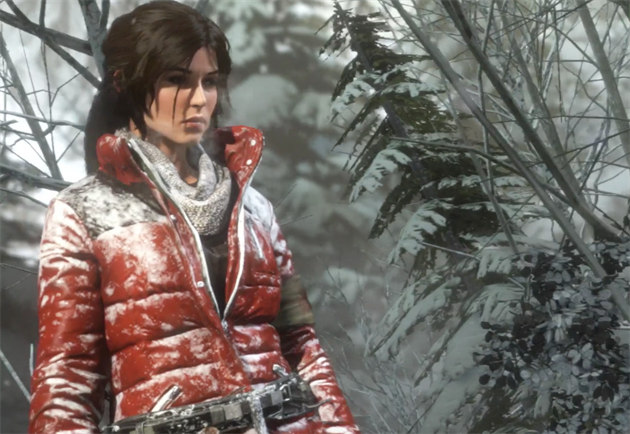 Rise of the Tomb Raider - Descent Into Legend trailer