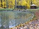 Většinu atrakcí v anglickém parku u Cibulky vzal čas. Ale v posledních letech...