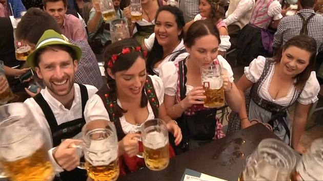 Oktoberfest orgie