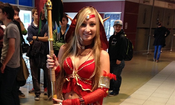 Cosplay na motivy hry World of Warcraft