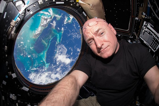 Scott Kelly, astronaut NASA