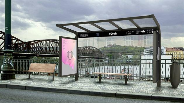 Pražské radnice uzavírají smlouvy s JCDecaux, i když město ji neprodlouží