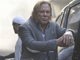 Mickey Rourke ve filmu Java Heat (2013)
