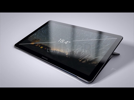 Tablet Samsung Galaxy View