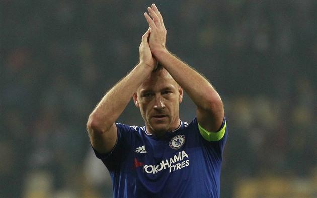 Eu amo o Chelsea e nunca quero deixá-la, disse Terry. Ainda assim, ele é bom