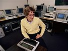 Bill Gates v roce 1983 ve Washingtonu.