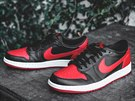 Air Jordan 1 Bred low