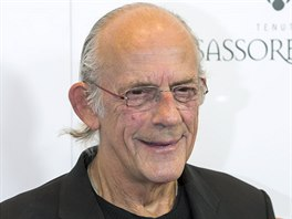 Christopher Lloyd (New York, 20. října 2015)