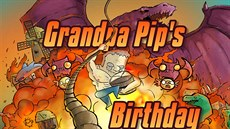 Grandpa Pip's Birthday