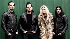 The Dead Weather (Jack White druhý zleva)