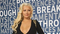 Christina Aguilera (Mountain View, 8. listopadu 2015)