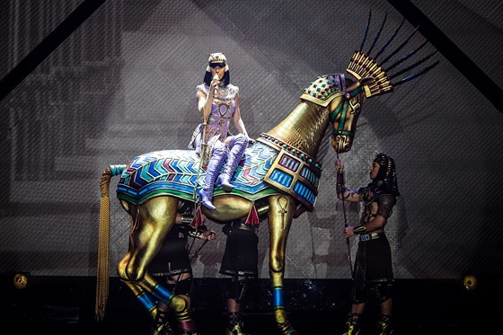 Katy Perry na Prismatic Tour