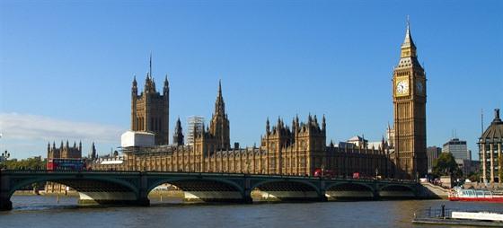 kvíz z Londýna