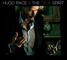 Hugo Race: The Spirit (obal alba)