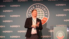 David Jacoby na konferenci Cyber Security Weekend