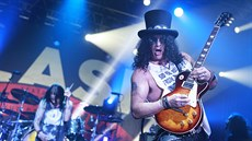 Slash, Myles Kennedy & The Conspirators (Praha, 19. listopadu 2015)