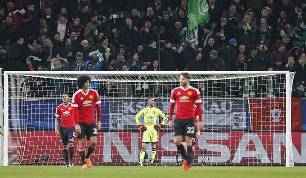 United verloren und Champions League endet, Real Kanonade versetzt den Rekord