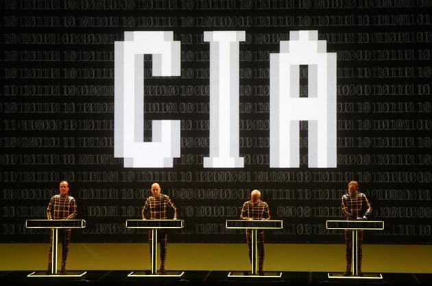 Metronome uvítá Kraftwerk, k sledování jejich show budou třeba 3D brýle