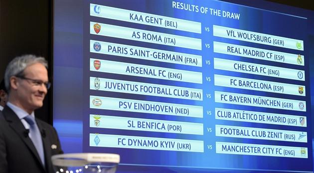 Čech et al. fera face à la plus grande force, Arsenal se rend à Barcelone